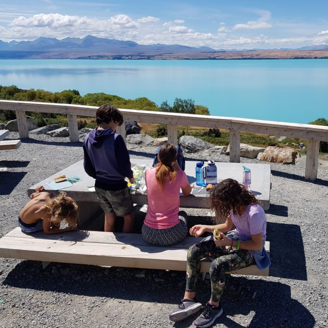 South Island Family Road Trip Itinerary – Queenstown to Picton New Zealand