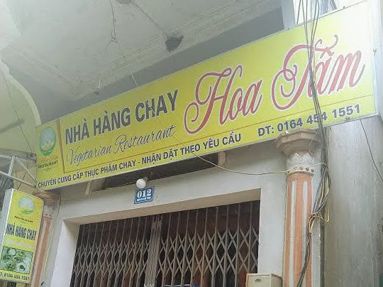 Hoa Tam Vegetarian Restaurant - Sapa Town family holiday recommendations - World Travel Ambitions
