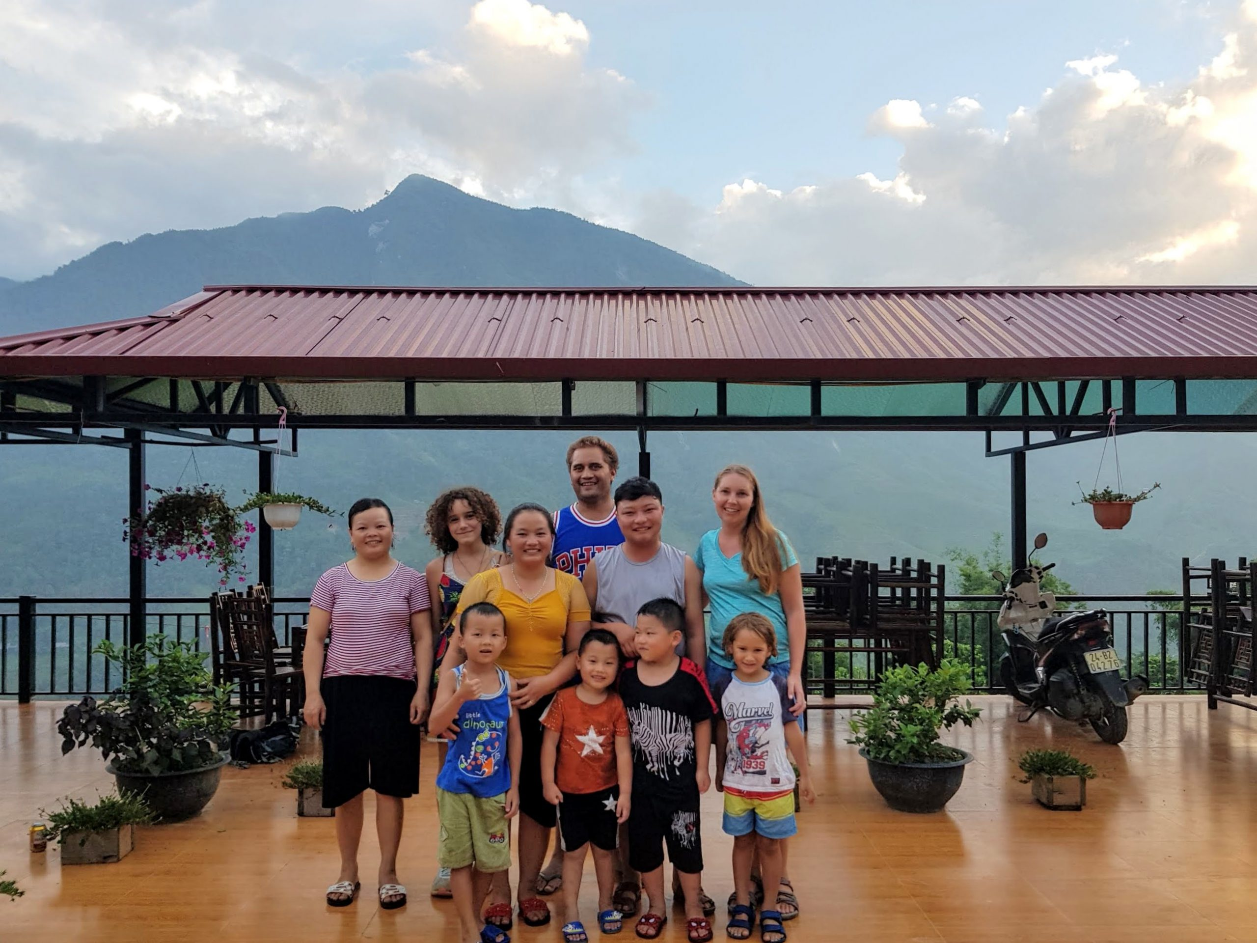 Sau Meo Mountain View Homestay - Sapa Family Holiday Recommendations - World Travel Ambitions