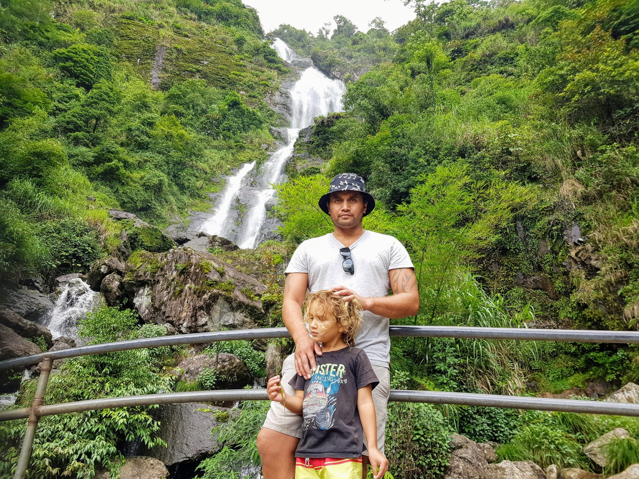 Silver Waterfall, Sapa town family holiday recommendations - World Travel Ambitions