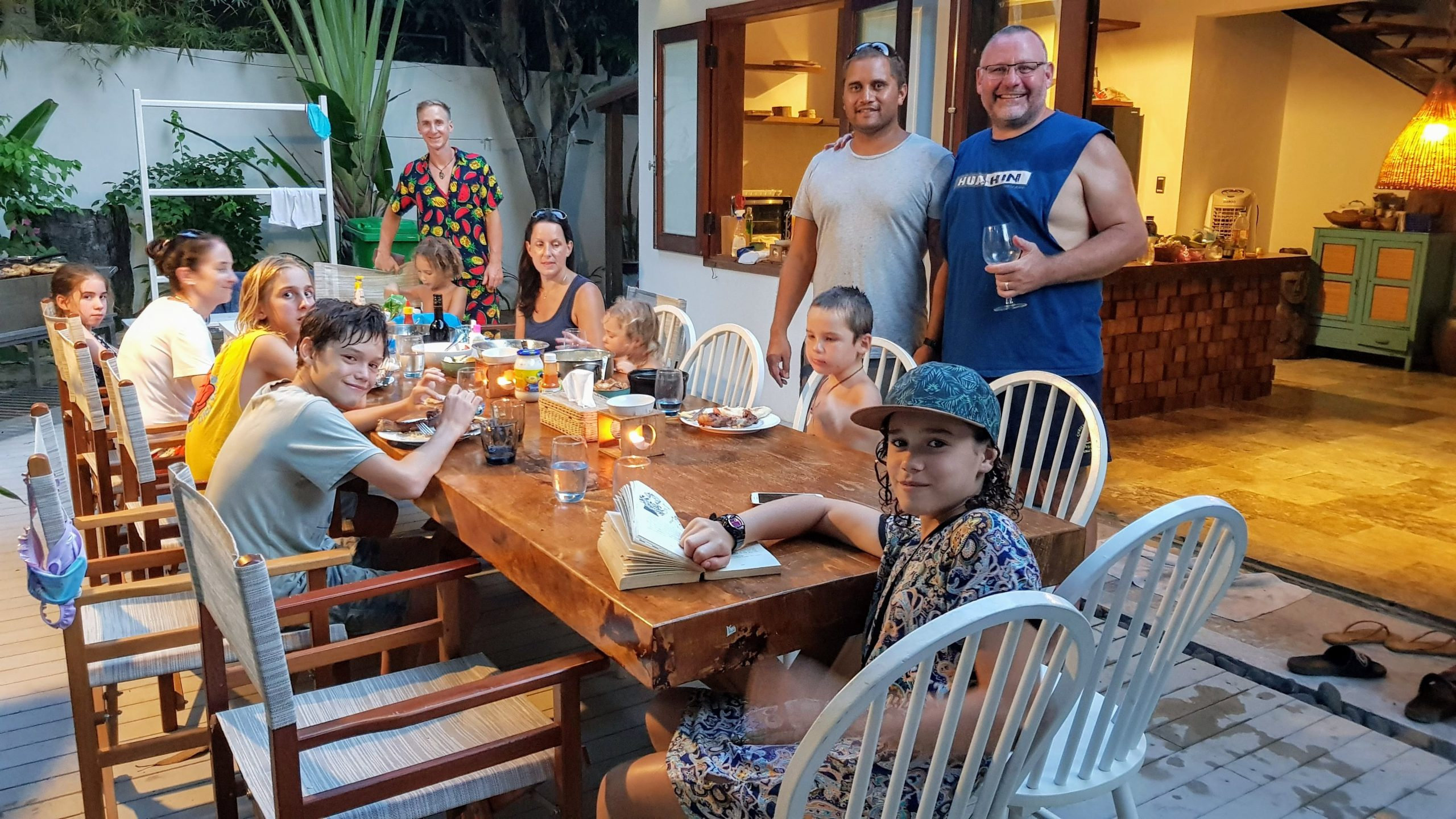The Chi Villa, Best Family Stays in An Bang, Vietnam - World Travel Ambitions - Family Life Outside the Box