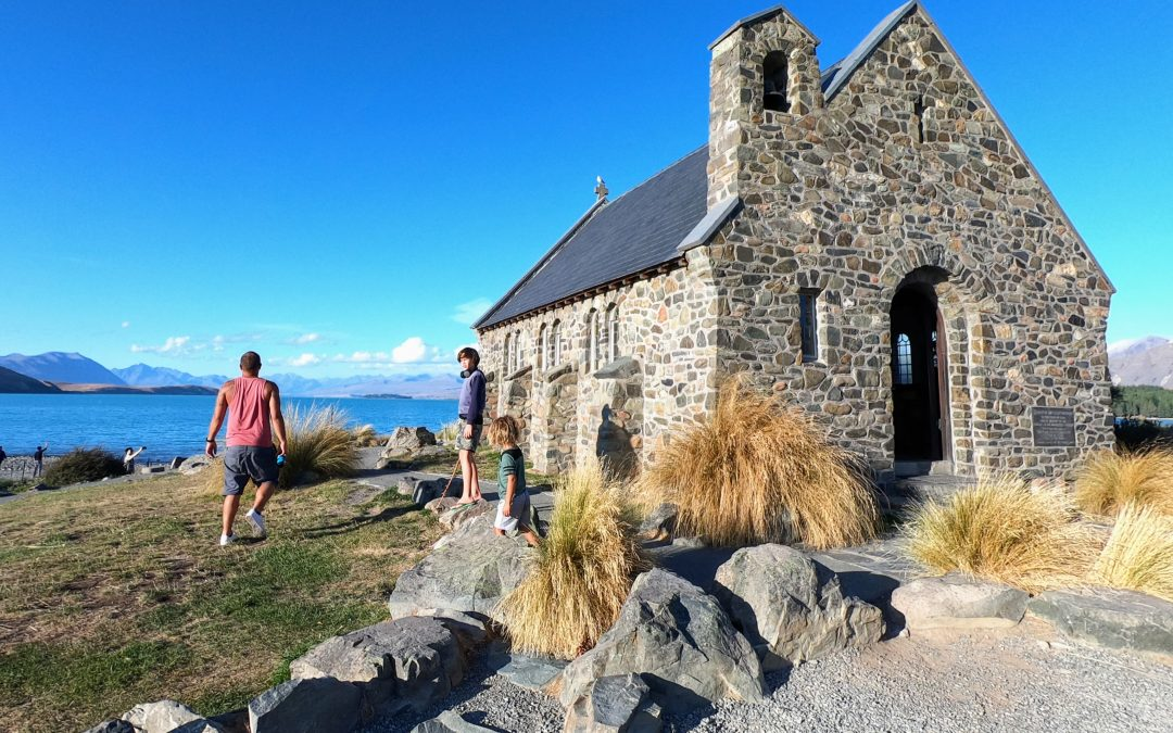 New Zealand – Aotearoa