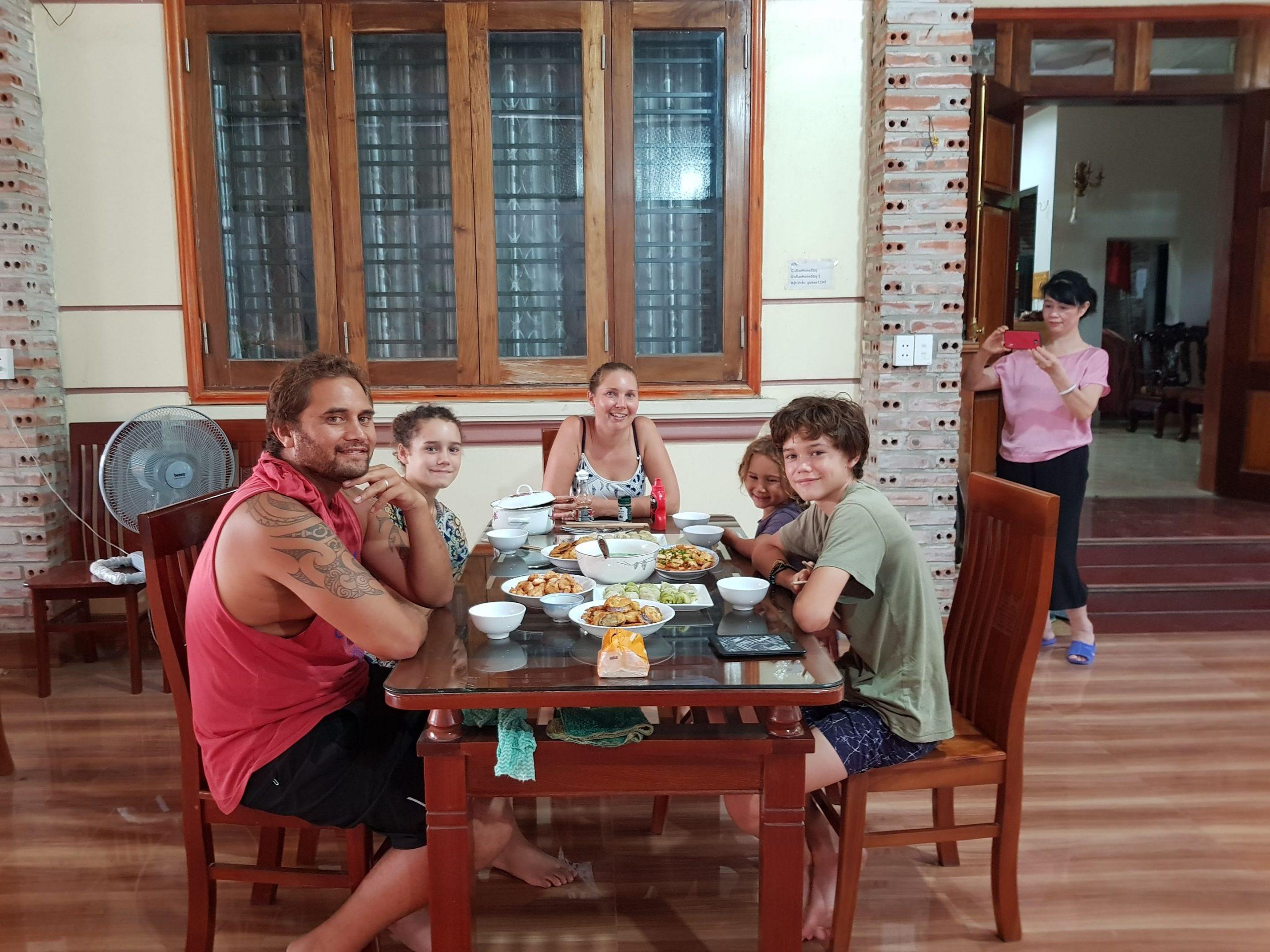 Gia Bao Homestay, Cao Bang - World Travel Ambitions - Family Life Outside the Box